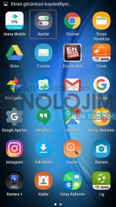 android konum servisleri